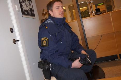 Polis Johnny