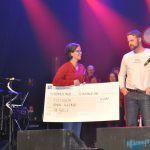 Ann Kvemo blev tilldelad årets Ungdomsledarstipendium och en check på 10 000 kronor från Länsförsäkringar. Hon belönas för sitt stora engagemang i barn och ungdomar i Frostviken.