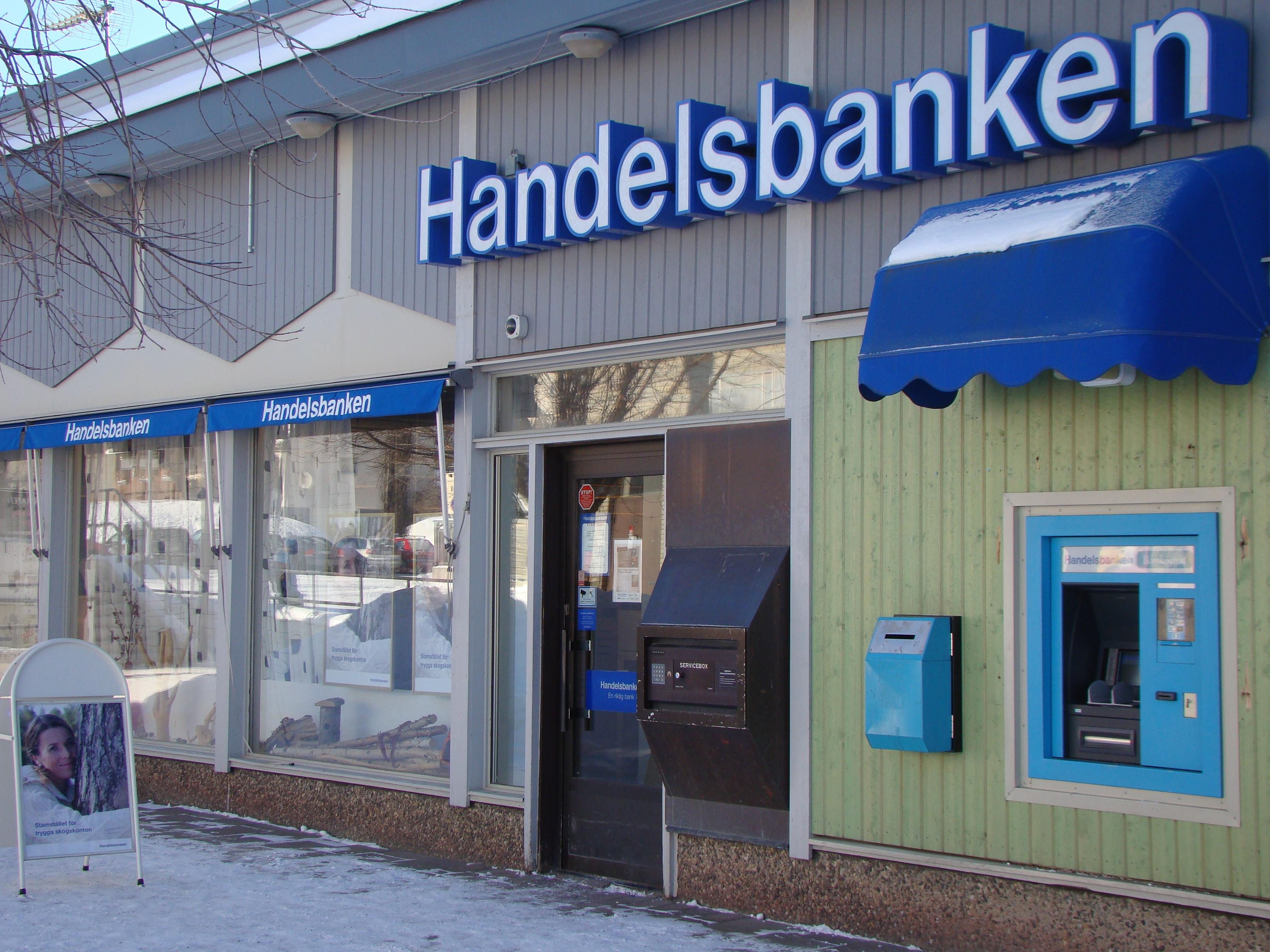 Handelsbanken i Strömsund och Hammerdal blir kvar.