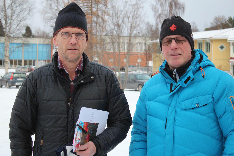 Bengt Wiklander tar över ett framgångsrkt jobbet efter Staffan Oscarsson.