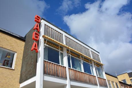 Vid invigningen av Kulturveckan är det också nyinvigning av nyrenoverade Saga i Strömsund. Susanne Hansson, kommunstyrelsens ordförande, klipper bandet lördagen 4 februari.