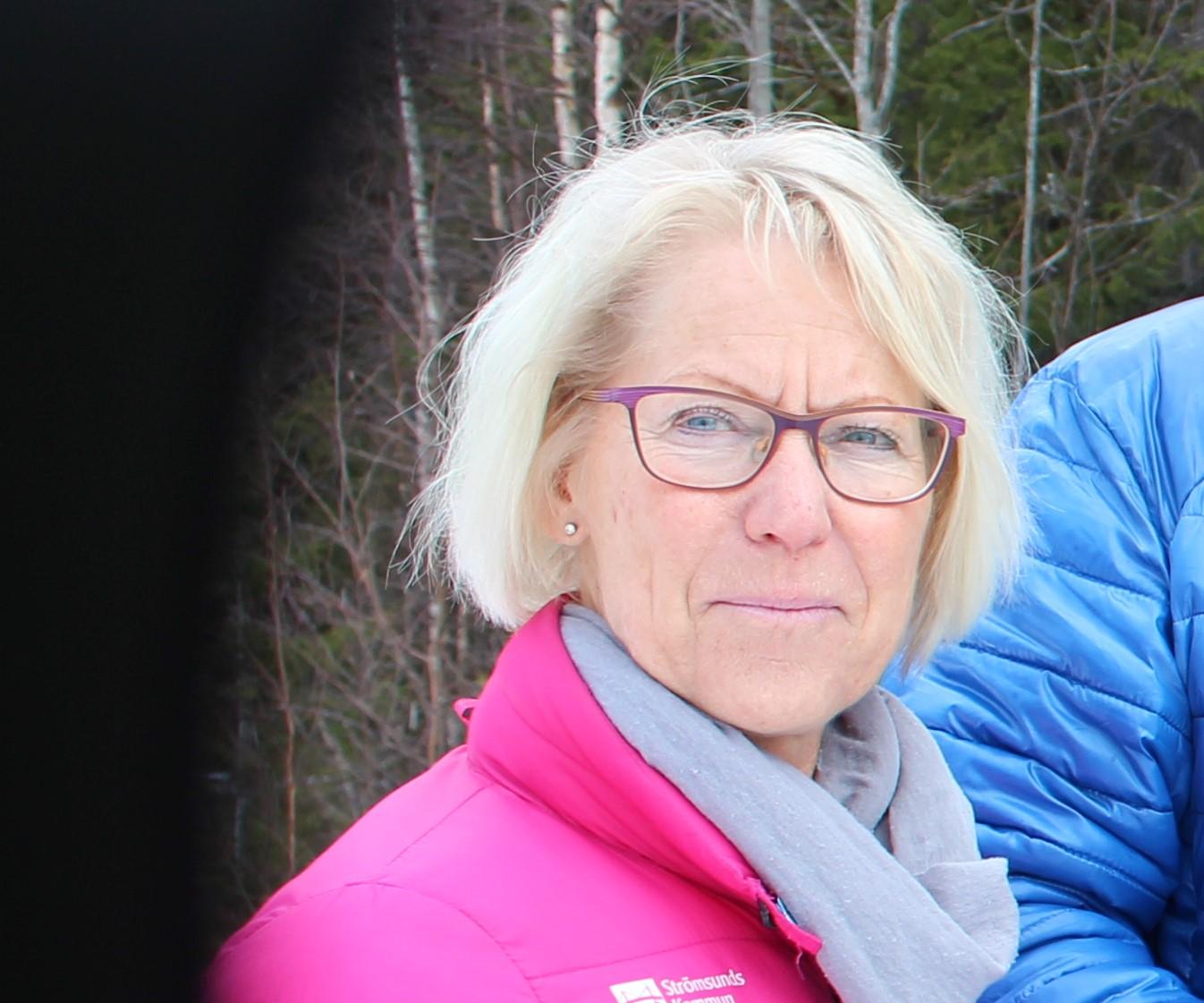 Ungdomskonsulent Magdalena Sannemo.