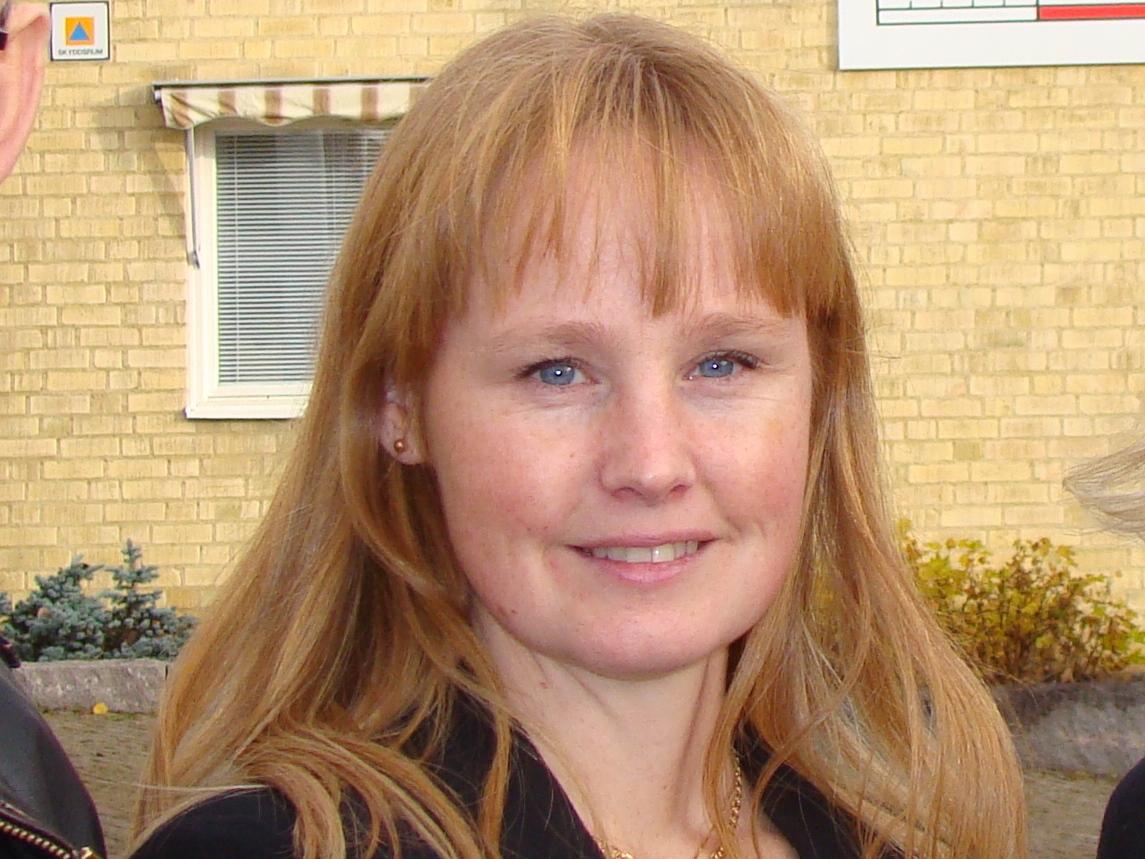 Ordförande Susanne Hansson.