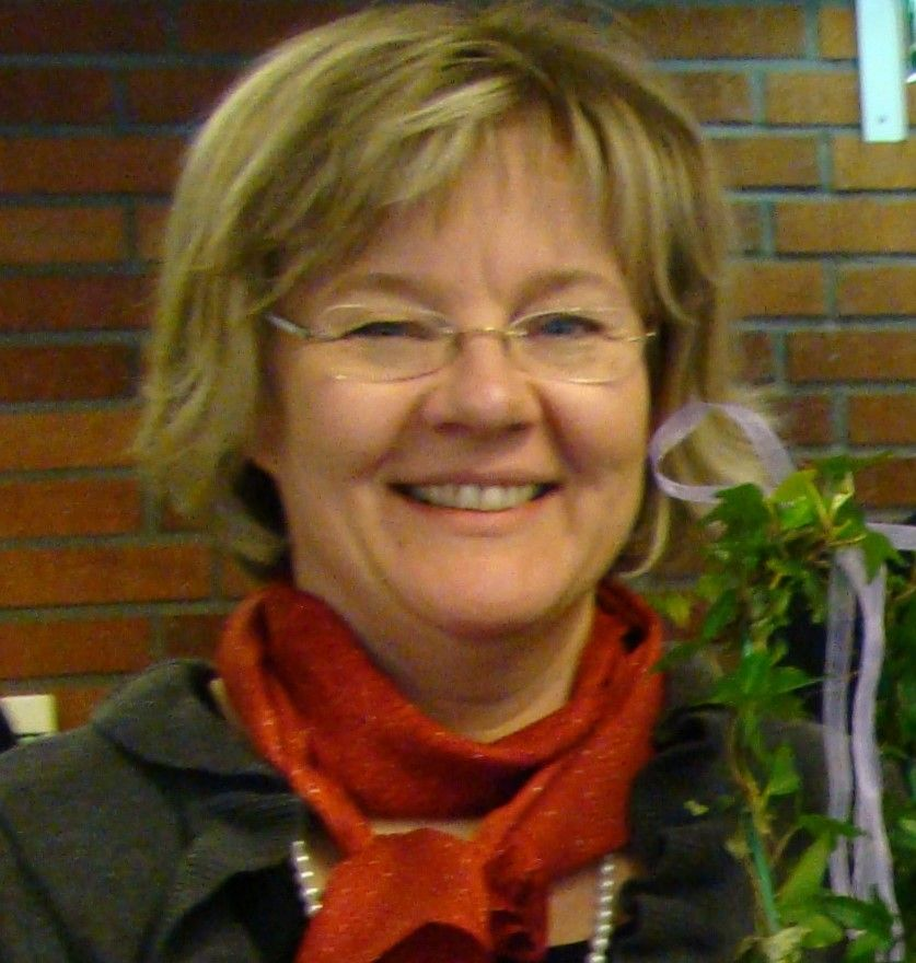 Arkivbild. Heidi Sundelin rektor Hjalmar Strömerskolan.