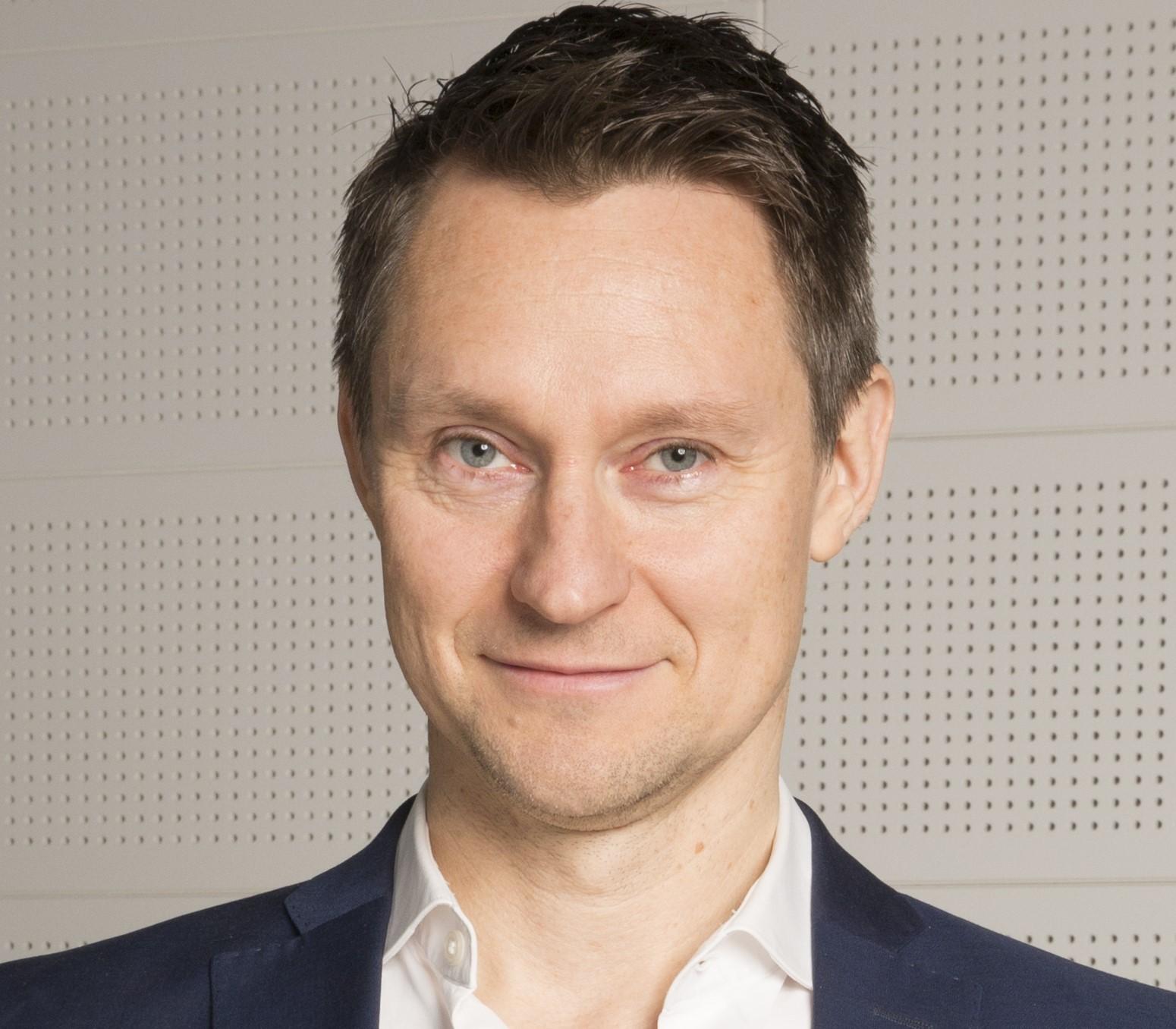 Johan Schauman Skatteverket. Bild privat.