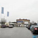 Samtidigt med vårmarknaden hade Bilprovningen i Strömsund Öppet hus och drop-in besiktning.