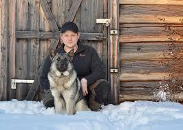 Petter Karlsson Stamsele. Foto privat. Svensk Jakt