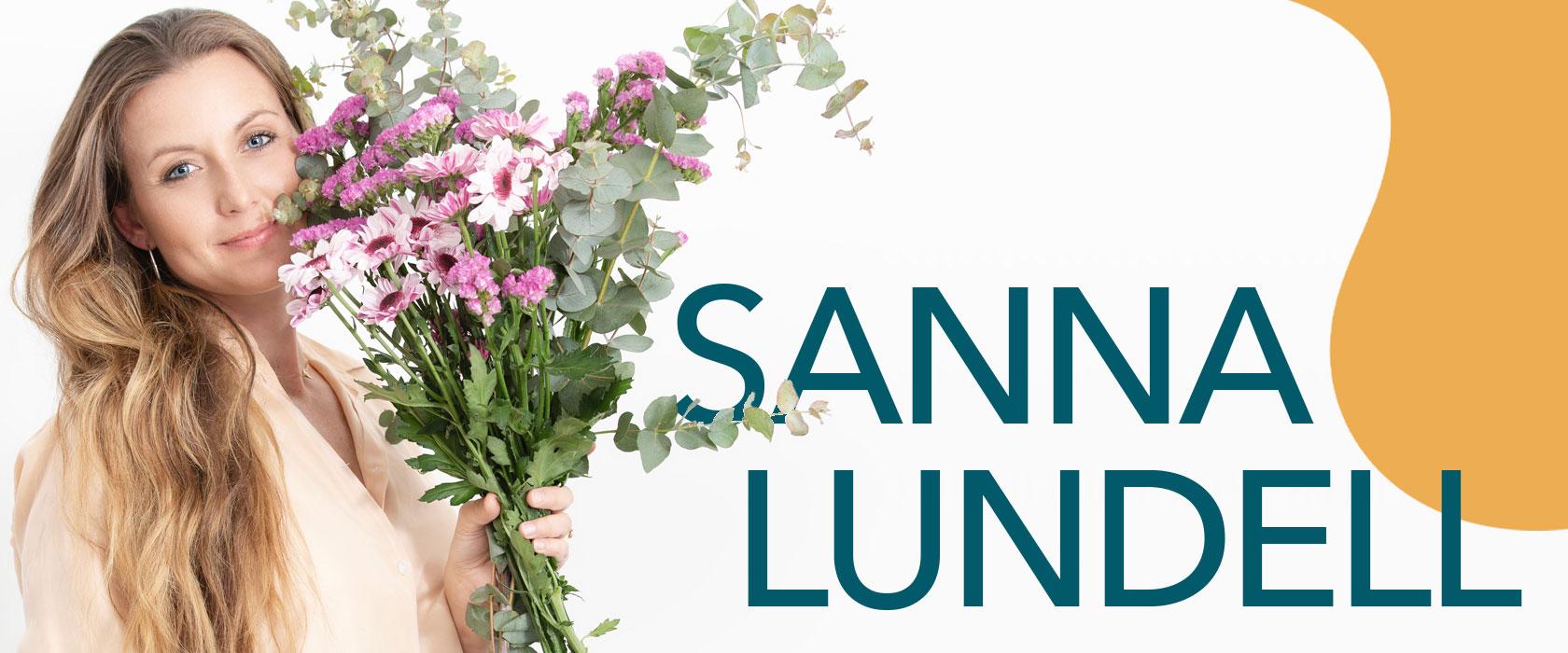 Sanna Lundell pressbild.